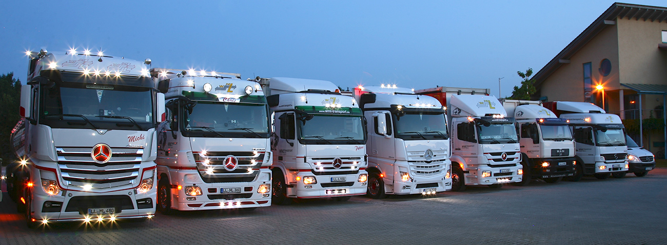 WML-Transport Flotte